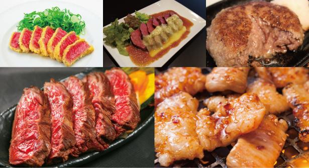 肉フェスTOKYO2016春お台場肉料理たち3