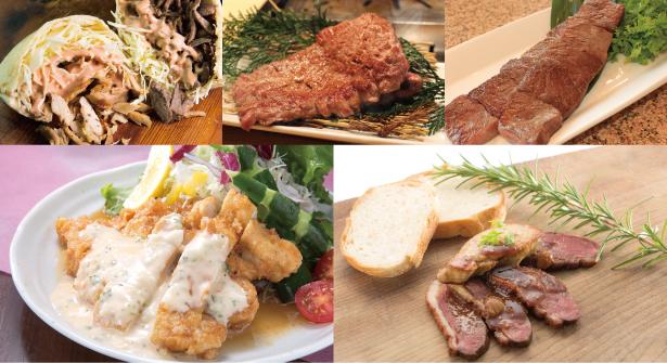 肉フェスTOKYO2016春お台場肉料理たち1