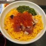 なか卯海鮮バラちらし賞味サムネイル
