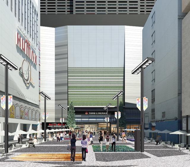 歌舞伎町シネシティ広場イメージ画像20160529