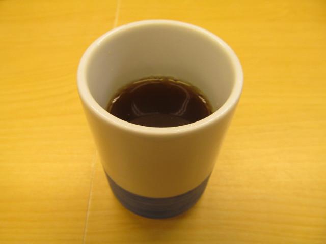 かつやのお茶20160520