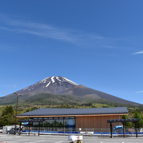 森の駅富士山開業サムネイル