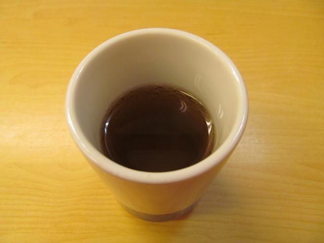 かつやのお茶20160626