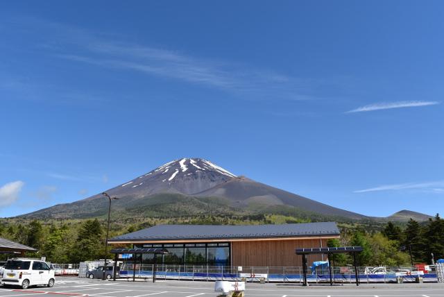 森の駅富士山メイン画像