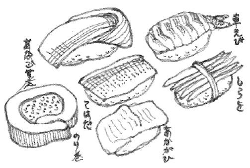 両国江戸NOREN江戸前寿司イメージ