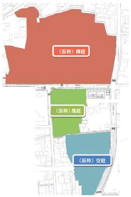 仮称イオンモール東松本建物構成2