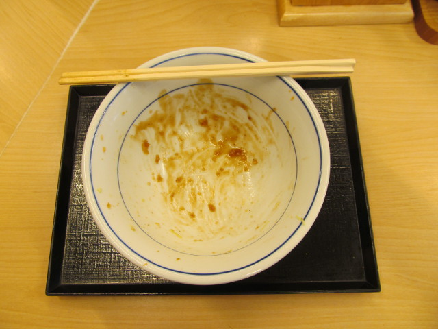 かつや増し増しやさいの塩カツ丼大盛を完食