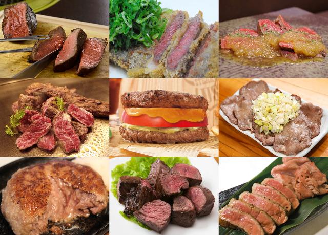 肉フェス餃子フェス肉出店の肉たち20160815