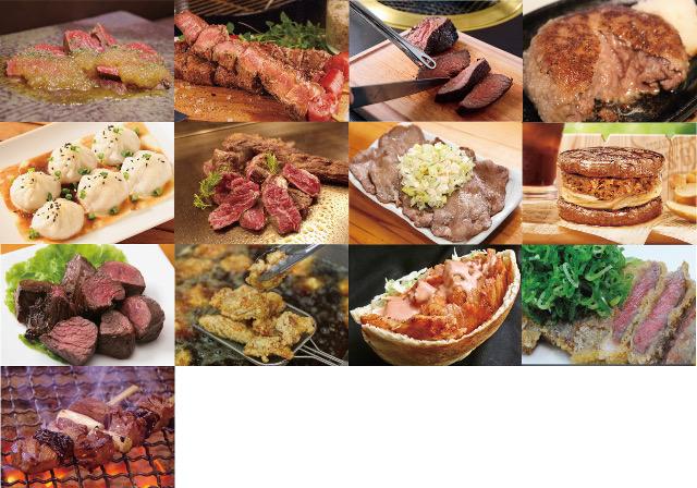 肉フェス仙台2016肉出店の肉料理たち20160825