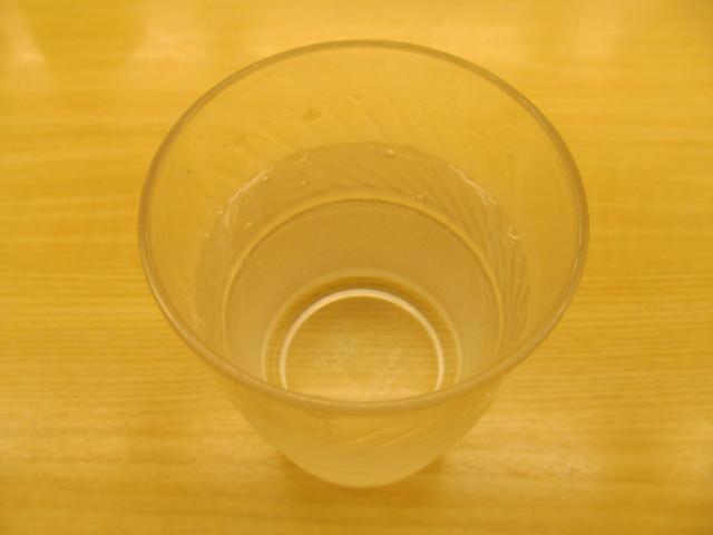 松屋の水20160913