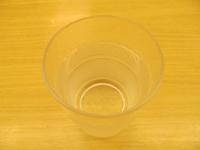 松屋の水20160906