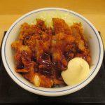 かつやチキンカツとから揚げの合い盛り丼大盛賞味サムネイル