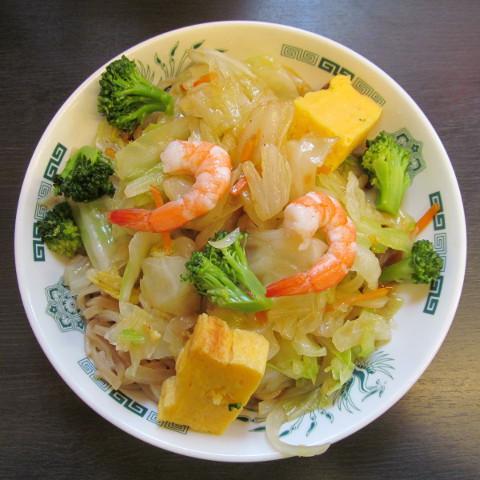 日高屋ヘルシーオリーブ麺賞味サムネイル