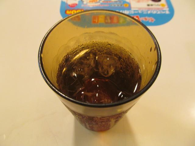 すき家の冷たいお茶20160907