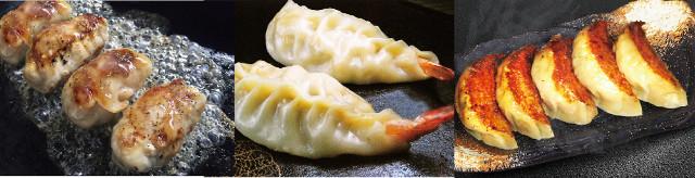 肉フェス餃子フェス2016秋田の餃子たち20161005