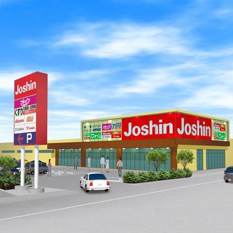 ジョーシン太子店オープンサムネイル