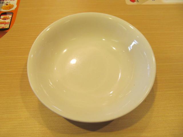 ガストの小皿20161020