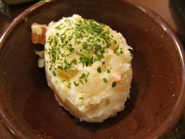 すき家ベーコンアスパラ朝食のマヨポテ