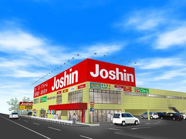 ジョーシン一宮尾西店外観イメージ