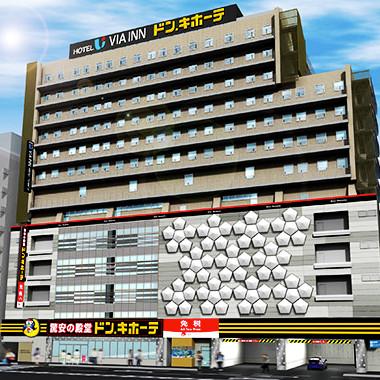 ドンキホーテあべの天王寺駅前店仮称オープンサムネイル