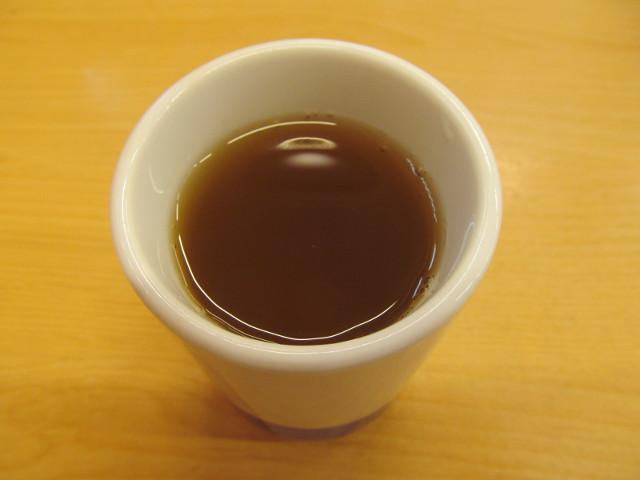 かつやのお茶20161205