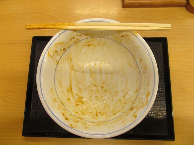 かつや青ねぎ味噌カツ丼大盛を完食