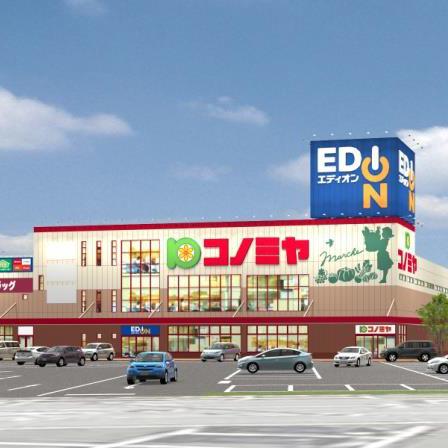 エディオン富田林店オープンサムネイル