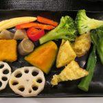 吉野家温野菜定食ごはん増量を賞味サムネイル