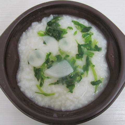 セブンイレブン七草がゆ2017賞味サムネイル