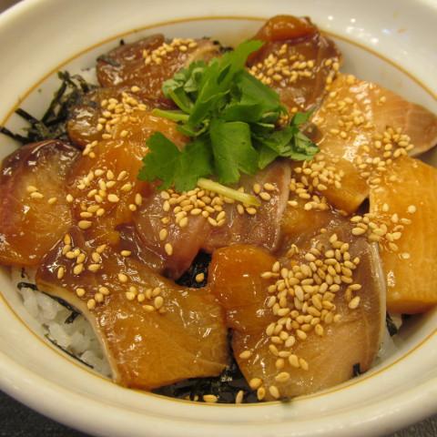 なか卯鰤丼賞味サムネイル