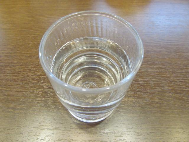 リンガーハットの水20170116