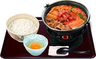 すき家豚チゲ鍋定食商品画像20170111