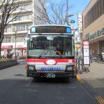 等13営業運行一番バス乗車サムネイル
