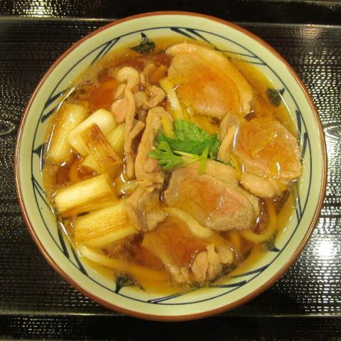 丸亀製麺鴨ねぎうどん大賞味サムネイル