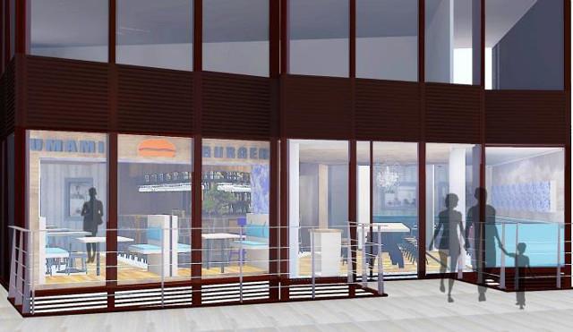 UMAMI_BURGER青山店外観イメージ20170202