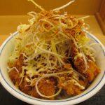 かつややみつきスパイスのチキンカツ丼ご飯大盛賞味サムネイル