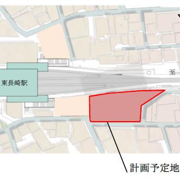 東長崎駅南口計画仮称20170214サムネイル
