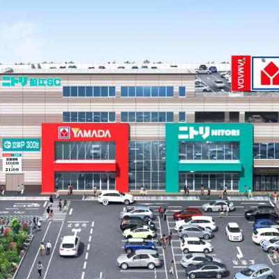 ニトリ狛江ショッピングセンターオープンサムネイル