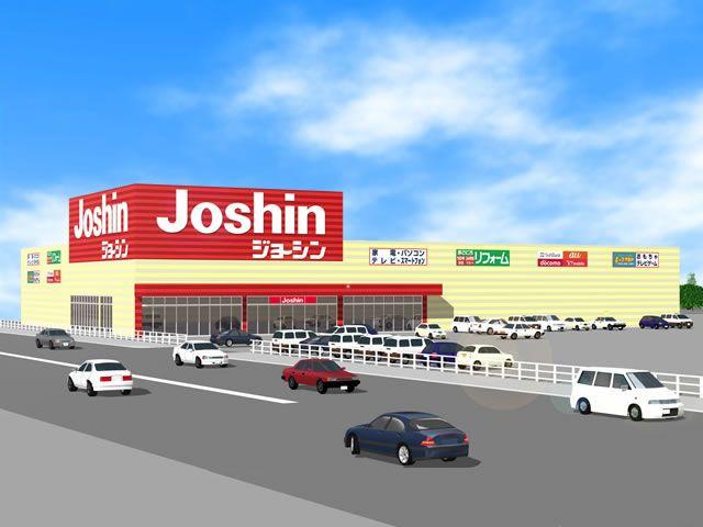 ジョーシン長岡愛宕店外観イメージ20170220