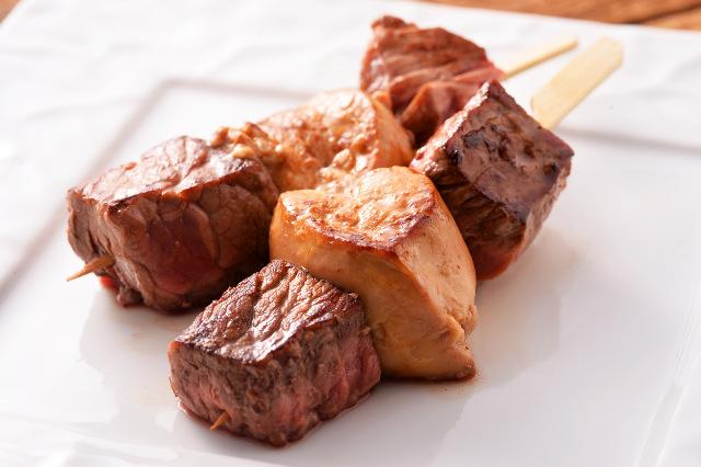 肉フェスTOKYO2017WL北海道炭焼きイタリアン