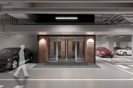 グローバルゲート駐車場イメージ20170330