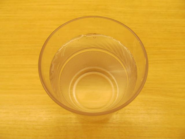 松屋の水20170307