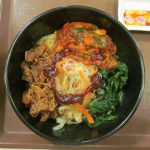 すき家ロカボ牛ビビン麺賞味サムネイル