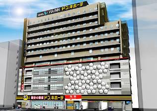 ドンキホーテあべの天王寺駅前店外観イメージ20170406