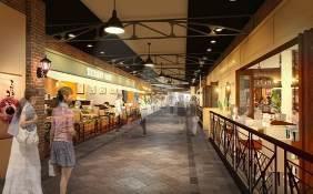 イオンモール神戸南レストラン街2_20170530