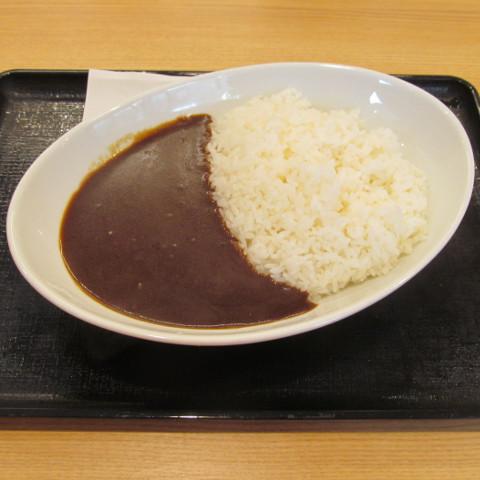 吉野家黒カレー大盛賞味サムネイル2