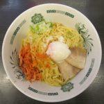 日高屋桜エビ汁なしラーメン麺大盛賞味サムネイル