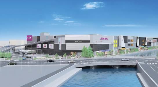 イオンモール神戸南北西側イメージ20170530
