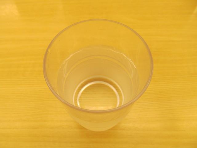 松屋の水20170523