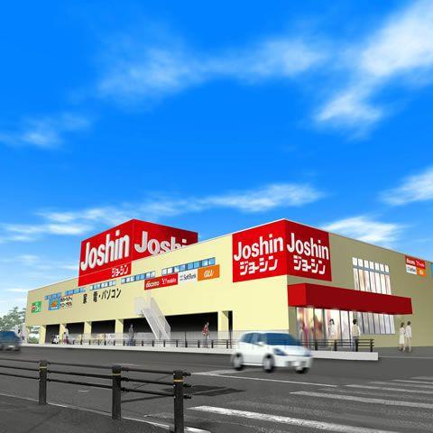 ジョーシン松戸店オープンサムネイル